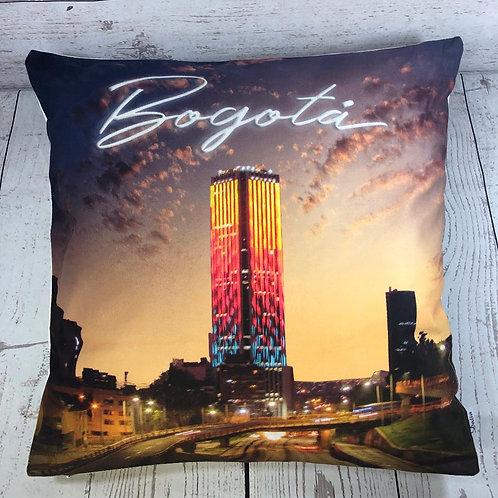 Torre Colpatria Decorative Pillow Cover