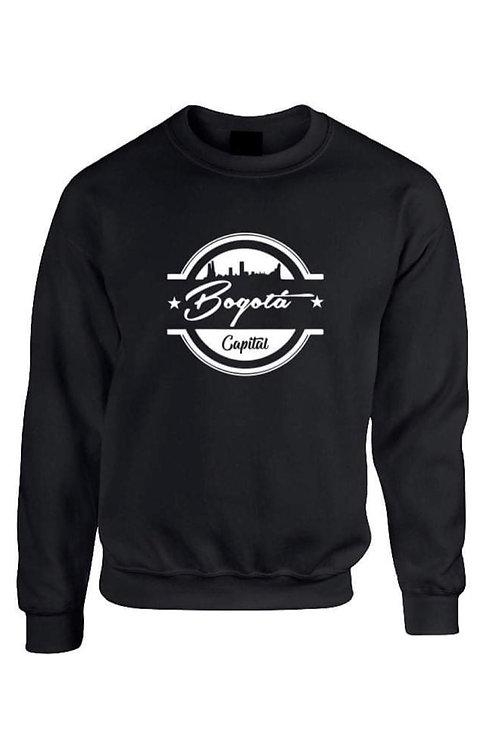 Bogotá Capital Skyline Sweatshirt