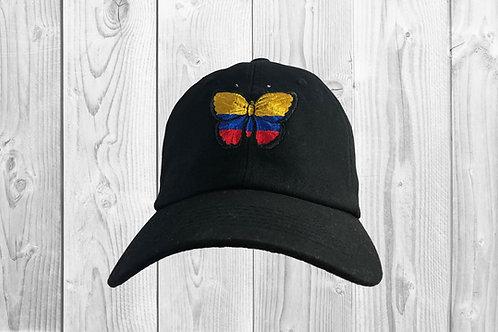 Colombian Butterfly Cap