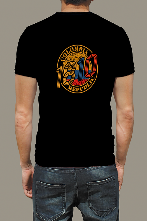 1810 Colombia Republic T-Shirt