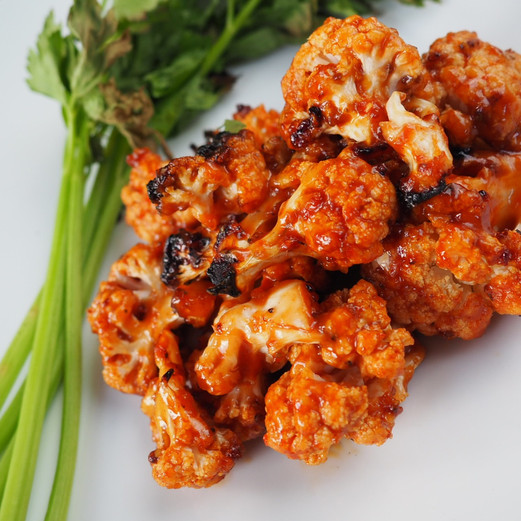 Grilled Cauli Wings