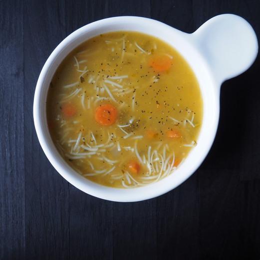 Extra Noodle Soup