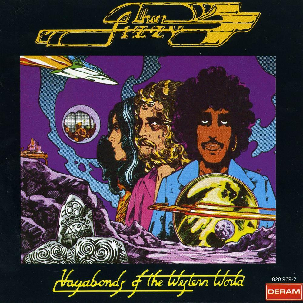 Thin Lizzy - Vagabonds