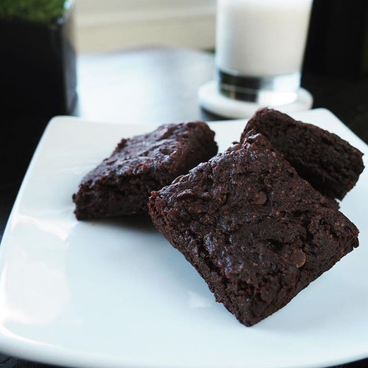 Better Than Bakery Made Brownies