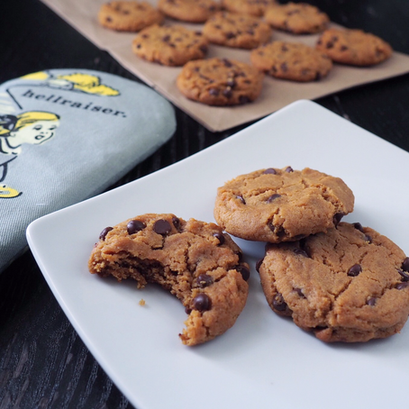 PBCC [Peanut Butter Chocolate Chip] Cookies