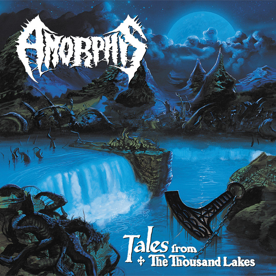 Amorphis - Tales From Thousand Lakes