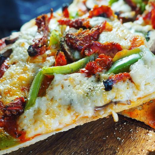 Crucial Pizza Crust