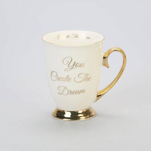 You Create The Dream Mug