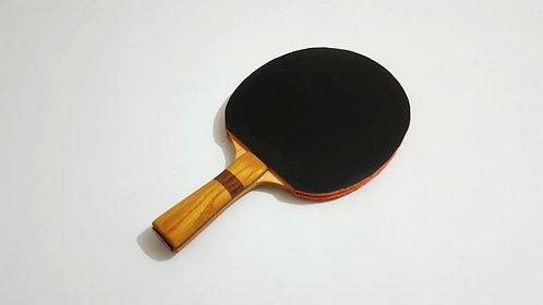 Handmade table tennis racket
