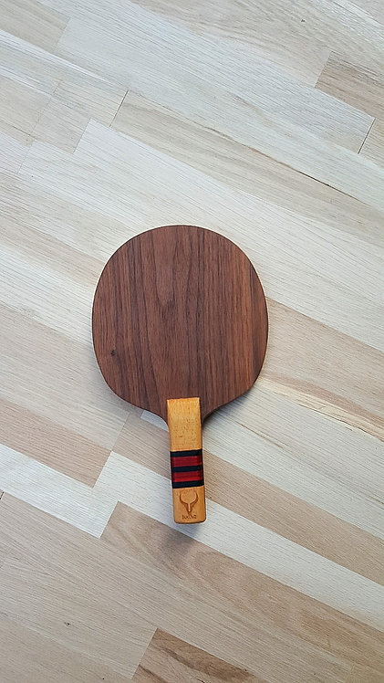 Handmade table tennis blade (fiber
