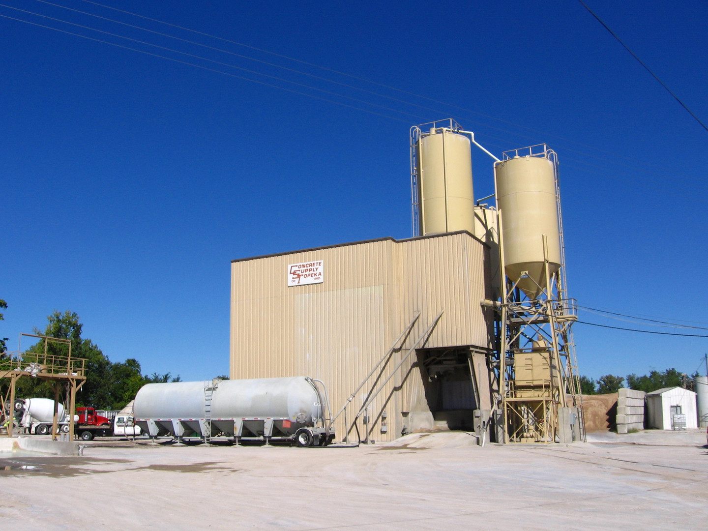 Concrete Supply of Topeka