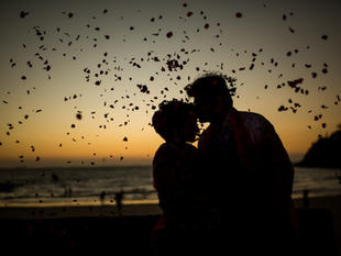 You & Me Married by the Sea - Anisha & Chirag