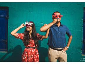 Priya & Anshul
