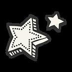 Cutout Stars