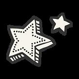 recorte estrellas