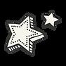 Knipsel Stars