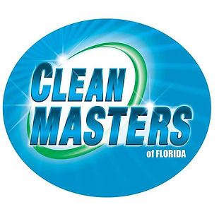 Clean Masters of Florida Logo