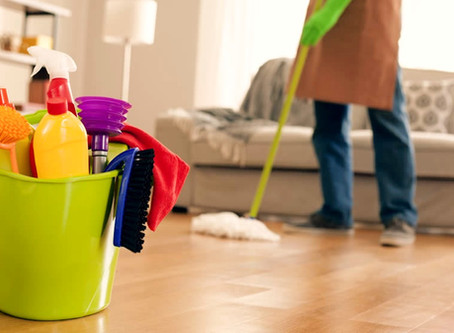 What's The Difference Between A Deep Clean And A Regular Clean?