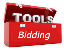Bidding jobs and more