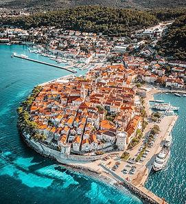 Dubrovnik Crotia Island Town