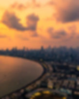 Mumbai India Coastline