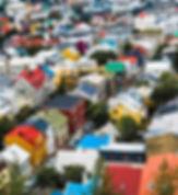 Reykjavic Iceland Homes