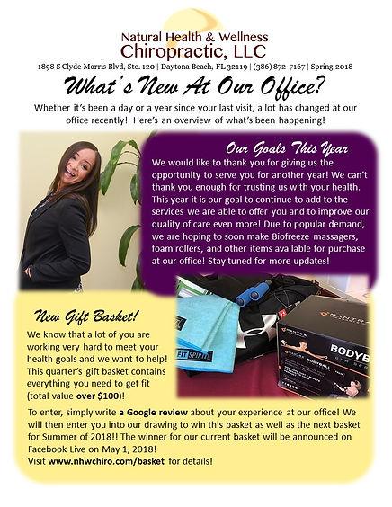 Chiropractor Daytona Beach Massage Therapy