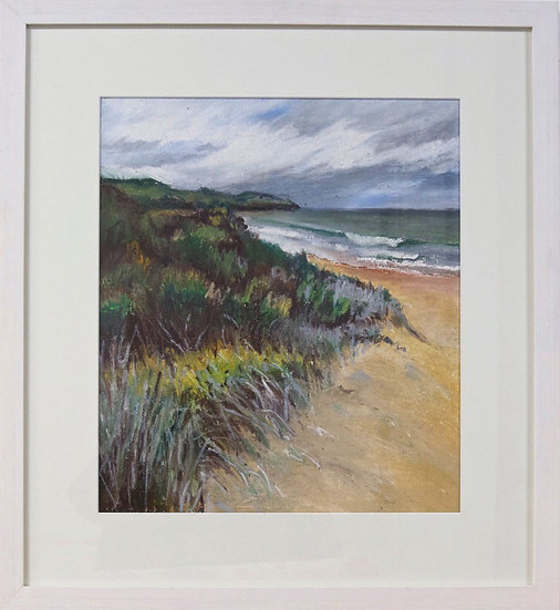 Grey Day at Werri 1   by Gay Emmerson