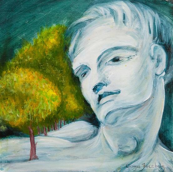 Painting 7  by Georgia Freebody