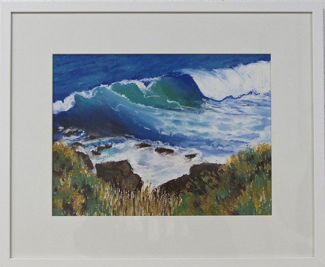 Cliff Walk North Werri by Gay Emmerson