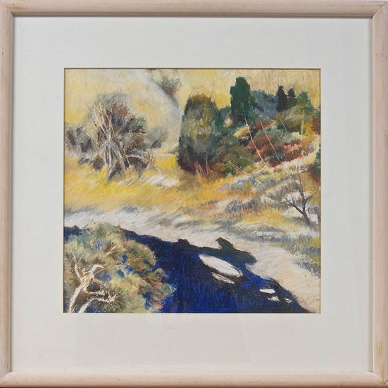 Above the Molonglo by Gay Emmerson
