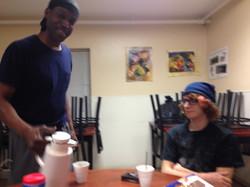 2-Coffee Talk with Jesus at Amoni House