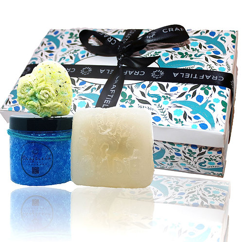 Marine Dream Spa Set