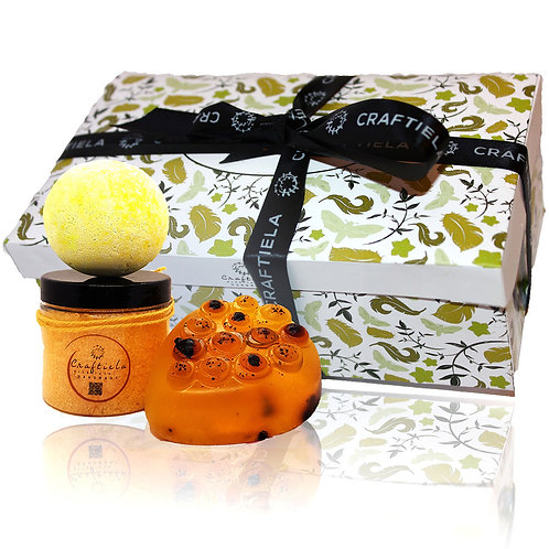 Tangy Boost Spa Set