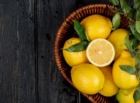 Lemons - benefits, uses and tips