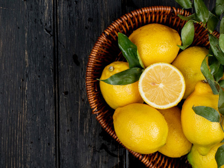 Lemons - benefits, uses and tips