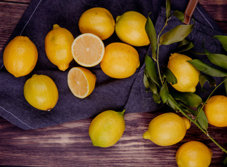 101 uses of lemons in our lives