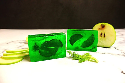 Green Apple and Fennel Soap