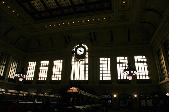 NJtransit Hoboken Station