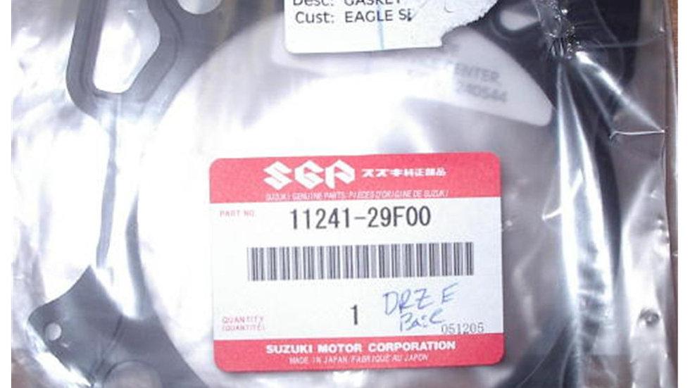 11241-29F00 OEM Suzuki DRZe Base Gasket