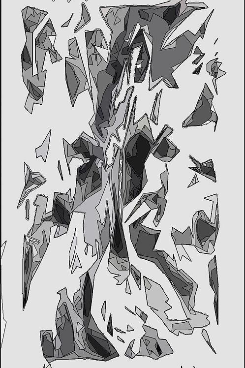 'Faust' Metal Print
