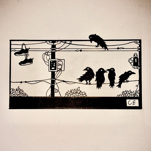Nostalgia Original Canvas Print
