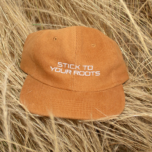 Corduroy STYR Hats
