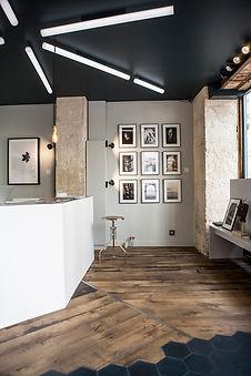 Cyril Guillaume showroom Paris