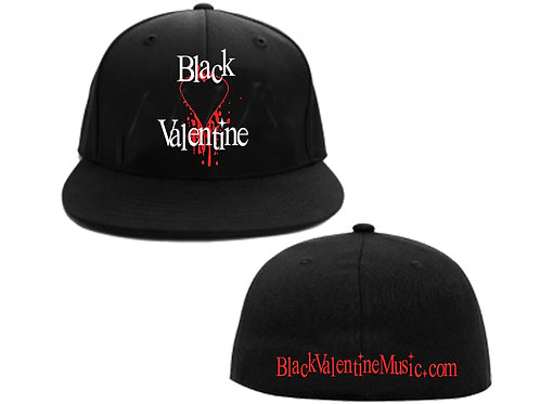 Bloody Heart Flatbill Hat