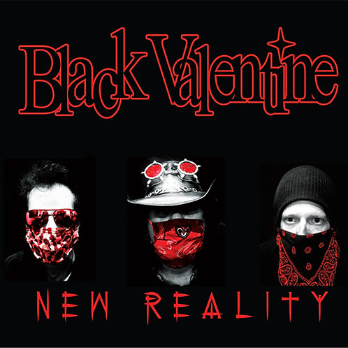 New Reality CD