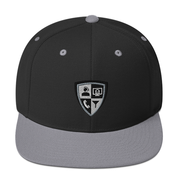Snapback Hat - Shield