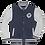 Thumbnail: Embroidered Champion Bomber Jacket
