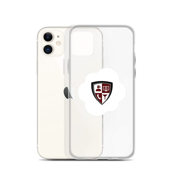 iPhone Case - Cloud - Transparent