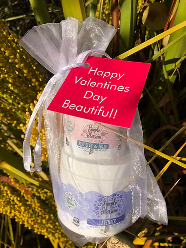 valentines day gift set